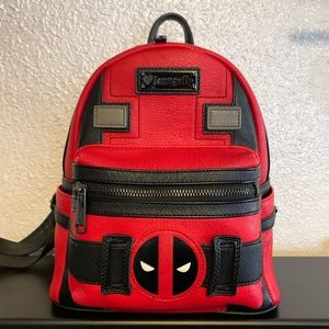 Loungefly marvel backpack